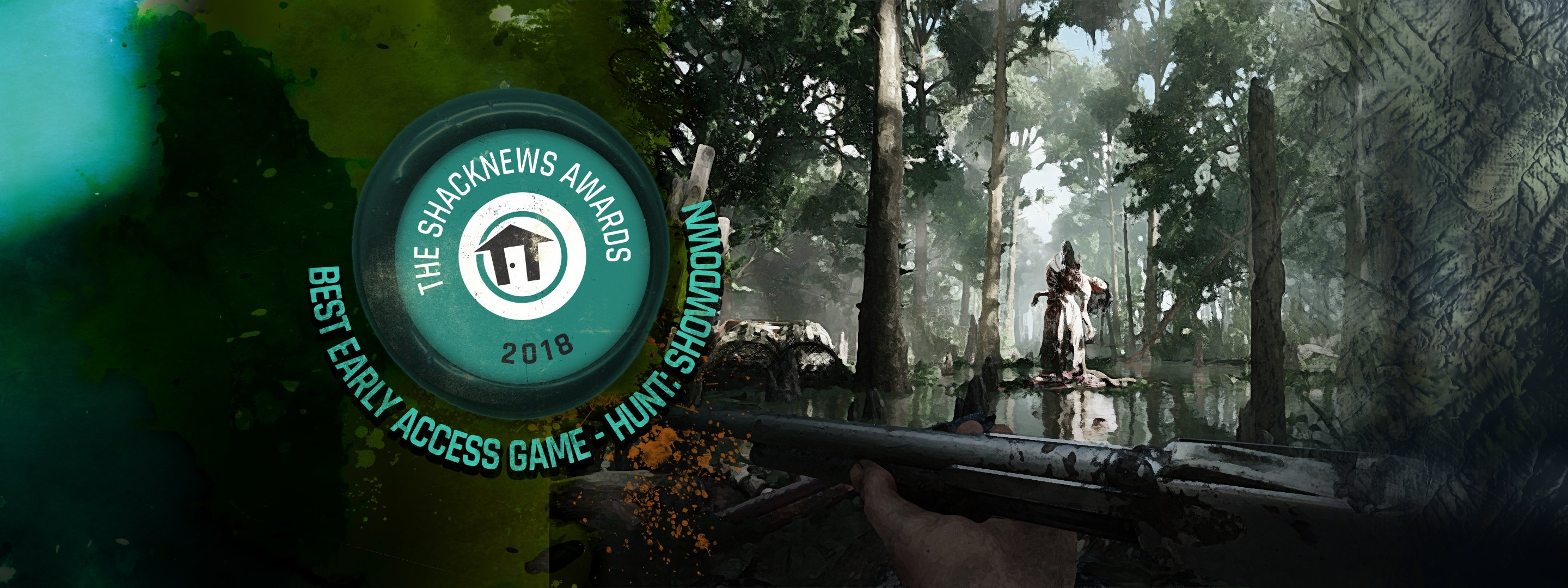 Shacknews Best Early Access Game of 2018 - Hunt: Showdown | Shacknews