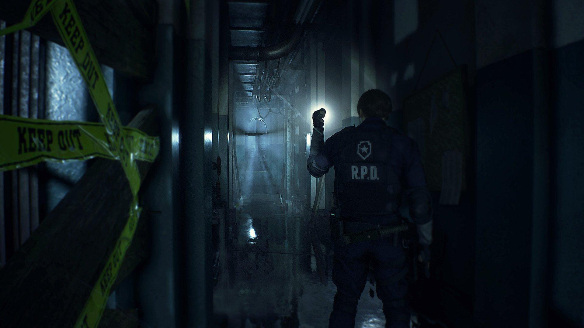 resident evil 2 remake ps4 unlockables