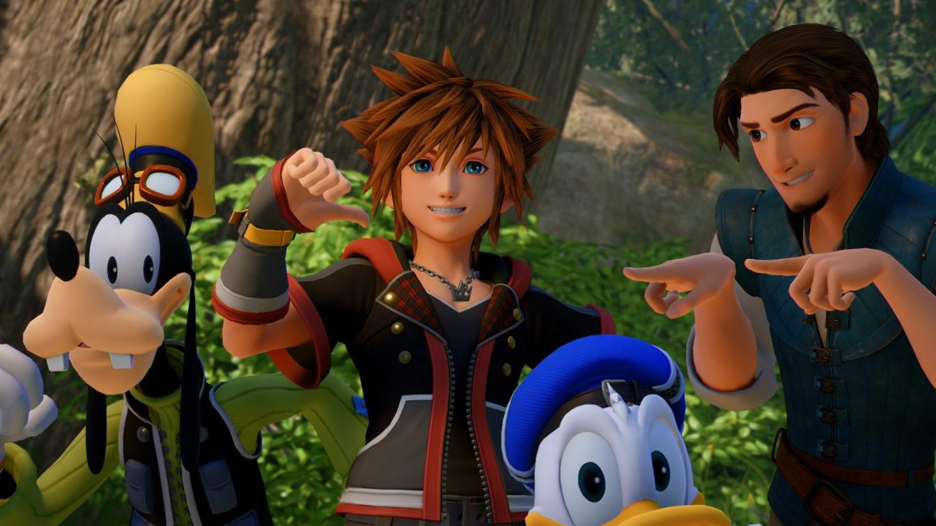Kingdom Hearts 3 release date for PlayStation 4 and Xbox One