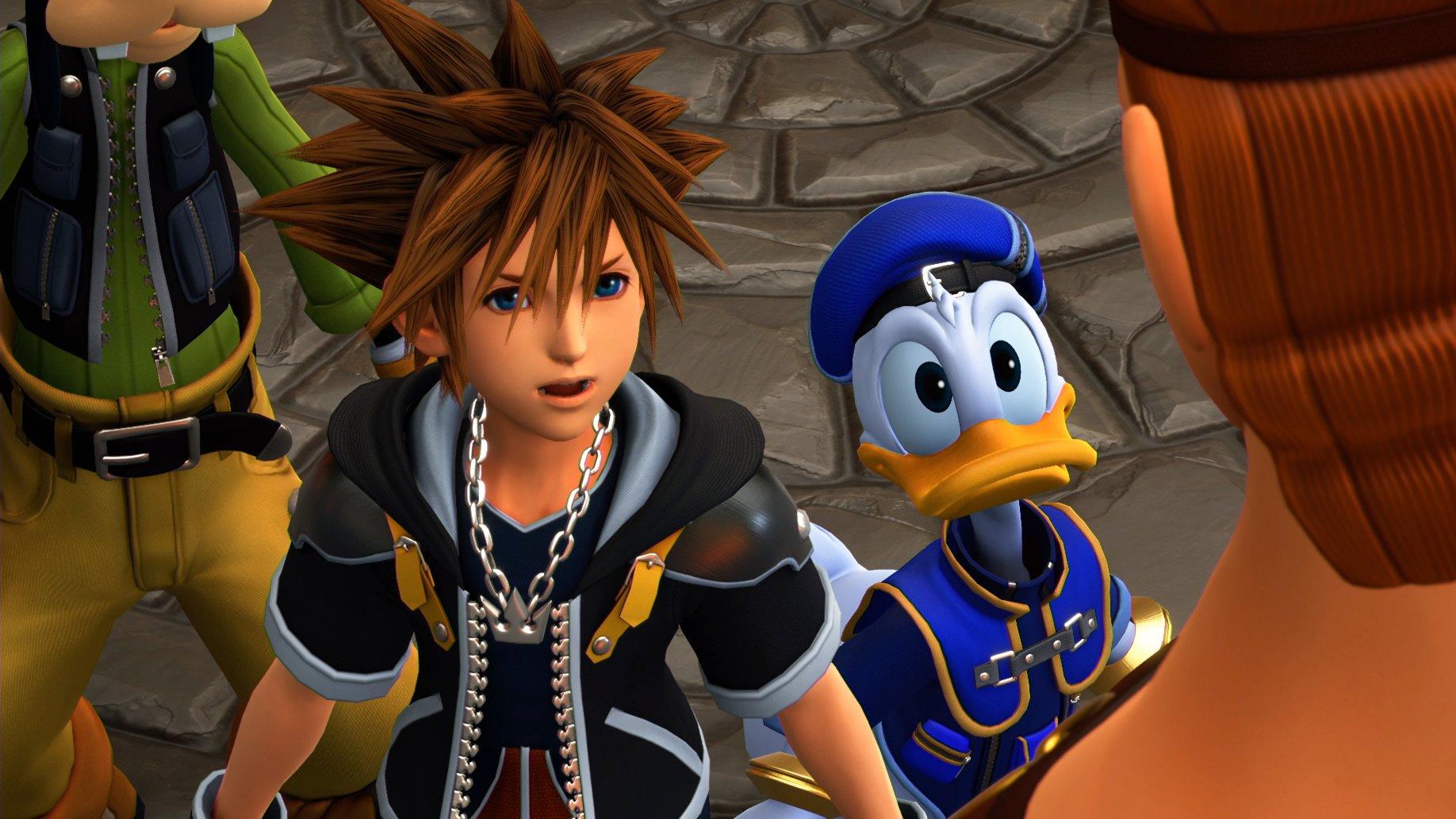 Kingdom Hearts 3 Schätze