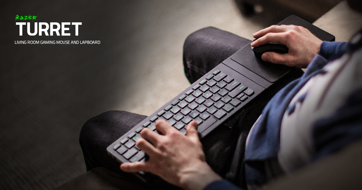 Razer Turret keyboard and mouse for Xbox One available now