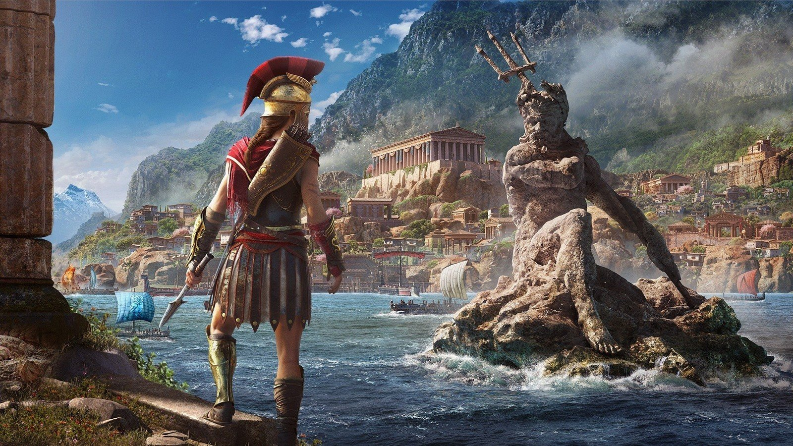 Assassin's Creed Odyssey update 1.1.2 patch notes | Shacknews