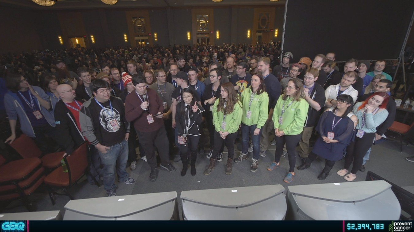 Awesome Games Done Quick 2019 concludes with over $2 3