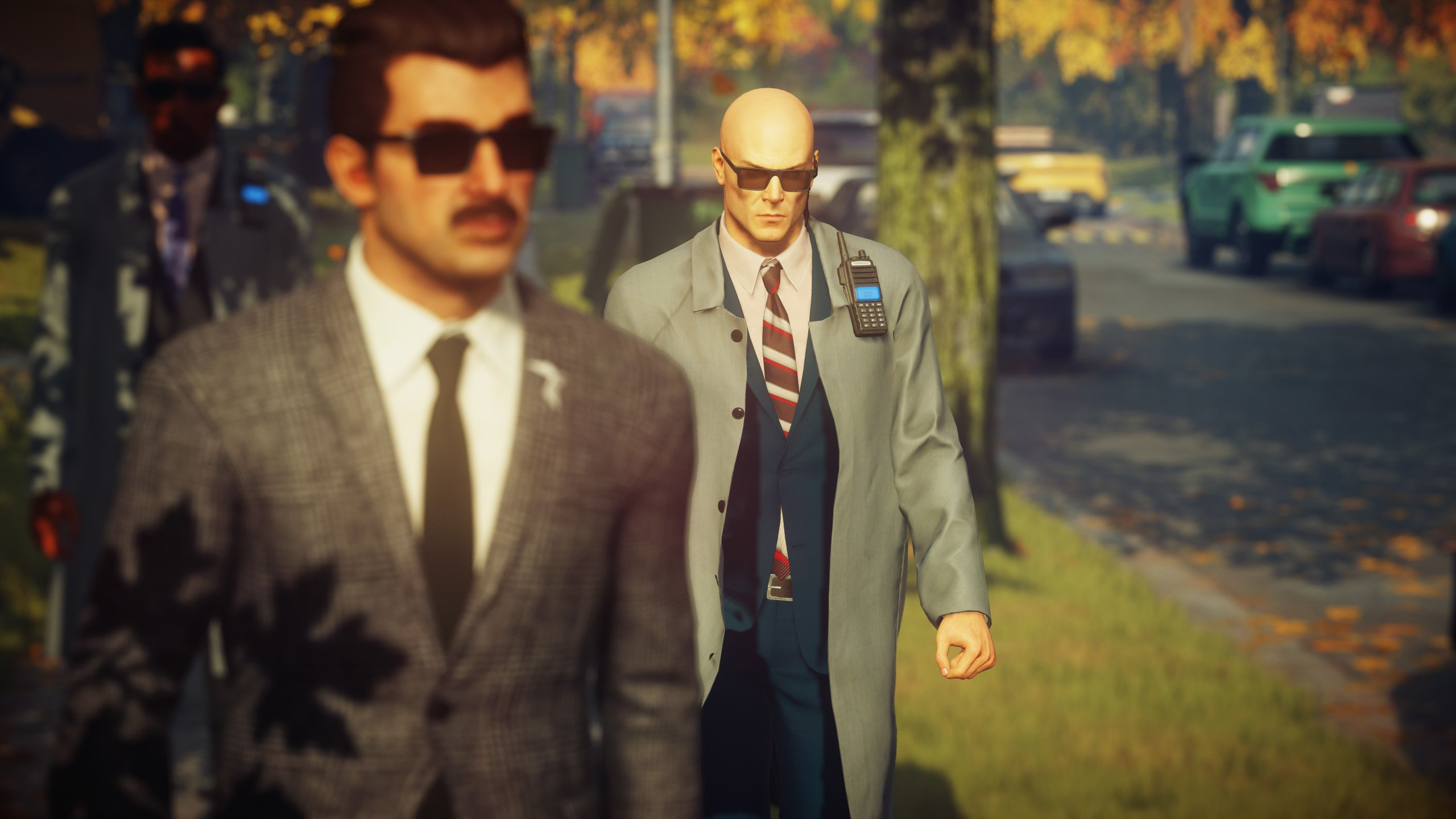 Elusive Target Suit Rewards In Hitman 2 Shacknews