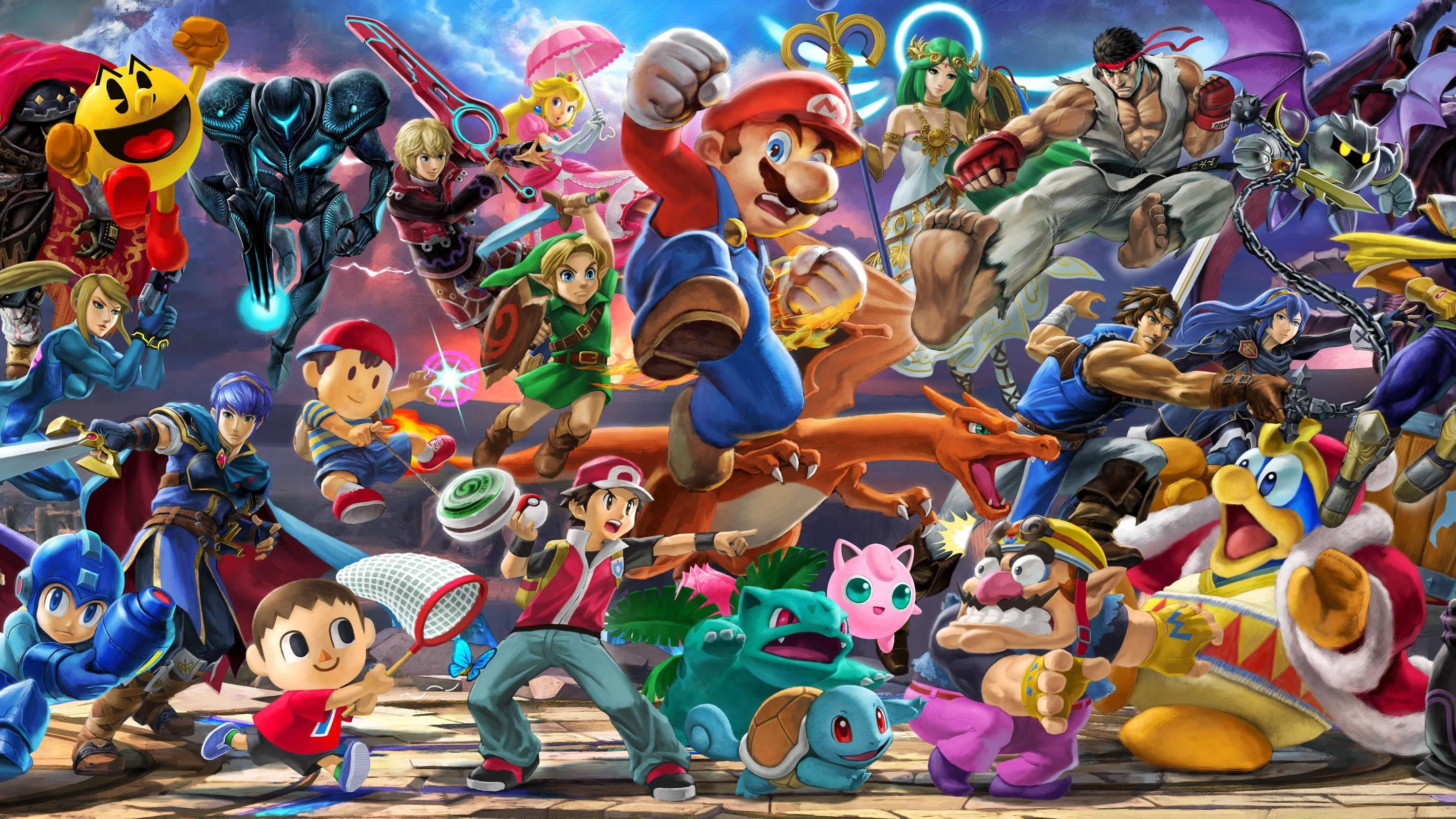 Topics tagged under nintendo on  Super-smash-bros-ultimate-walkthrough-guide-shacknews_feature