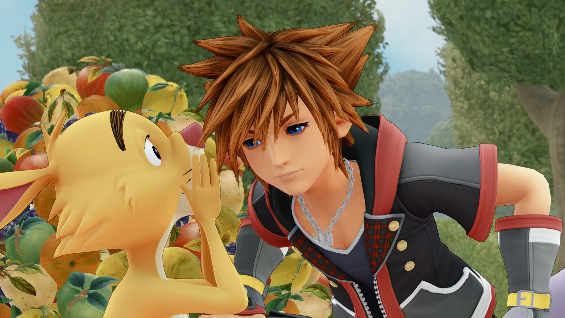 Voice actors and cast in Kingdom Hearts 3