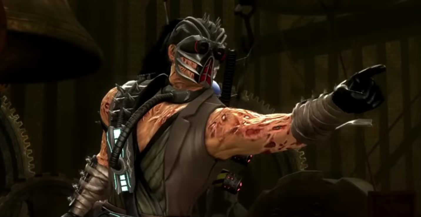 Kabal teased at Mortal Kombat 11 reveal stream | Shacknews