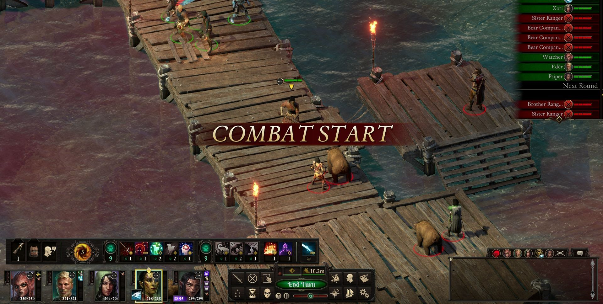 Pillars of Eternity 2: Deadfire 4 1 patch adds turn-based