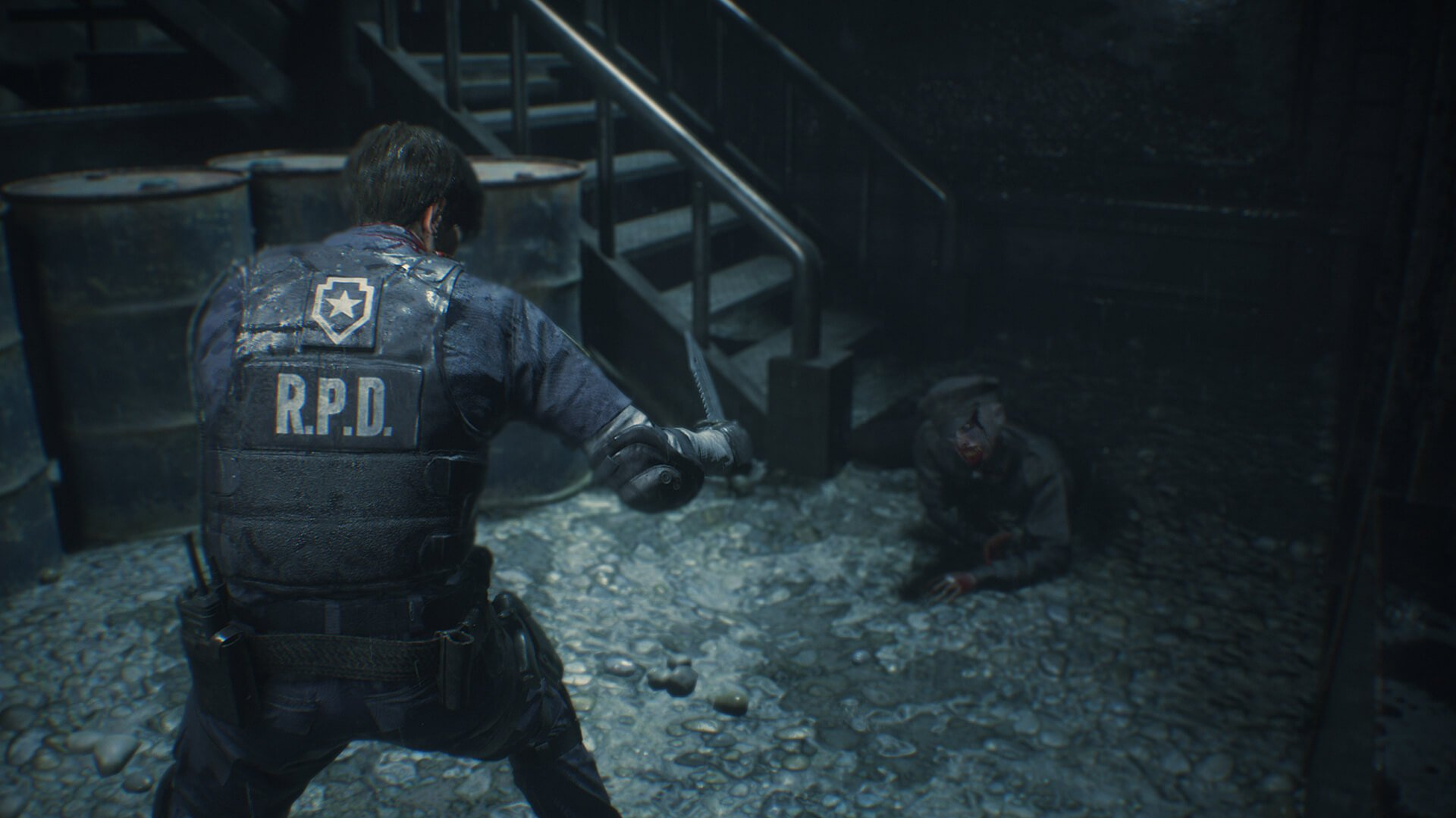 How to kill zombies in Resident Evil 2 | Shacknews