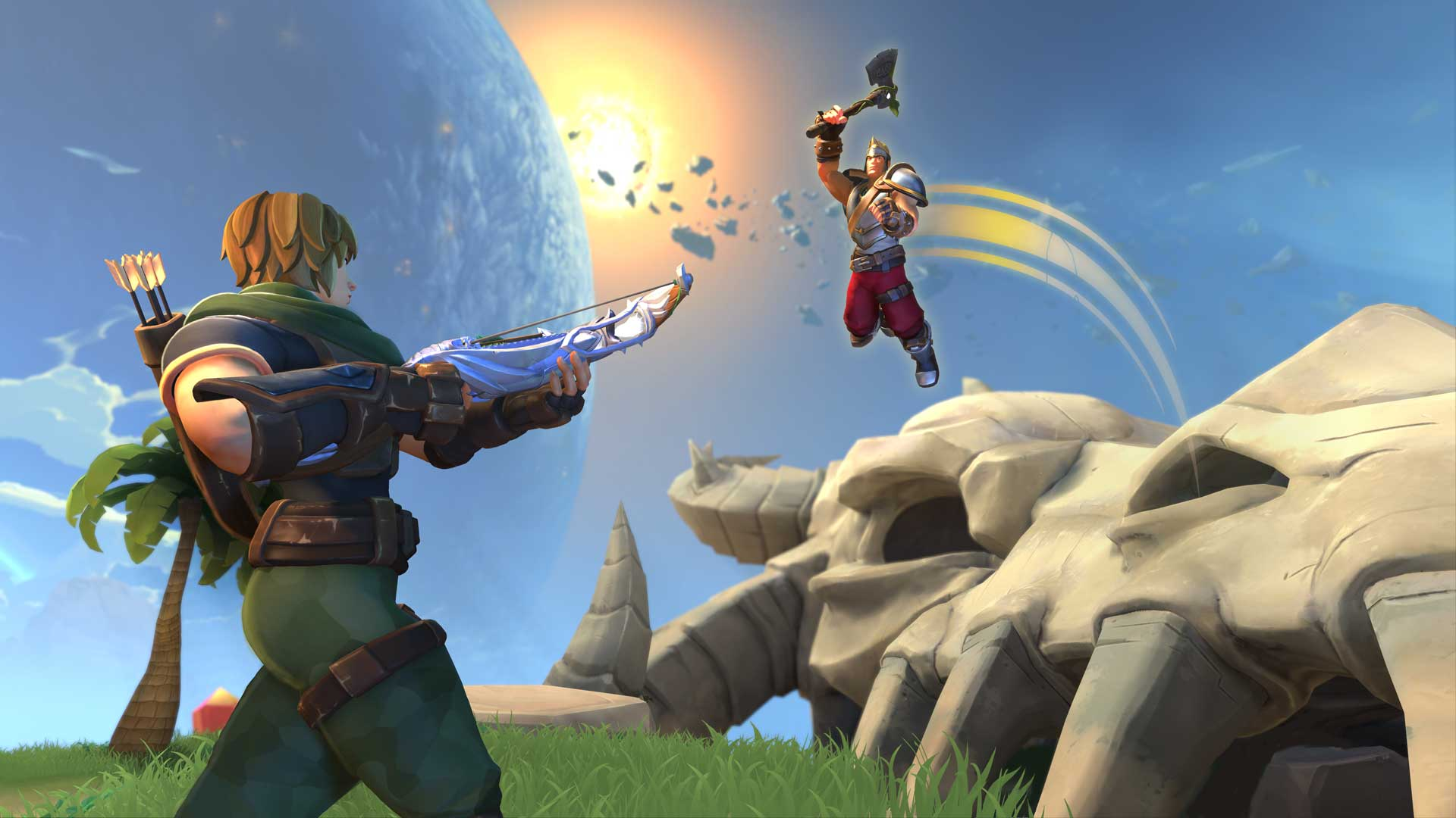 Realm Royale is now free to download on the Discord Store