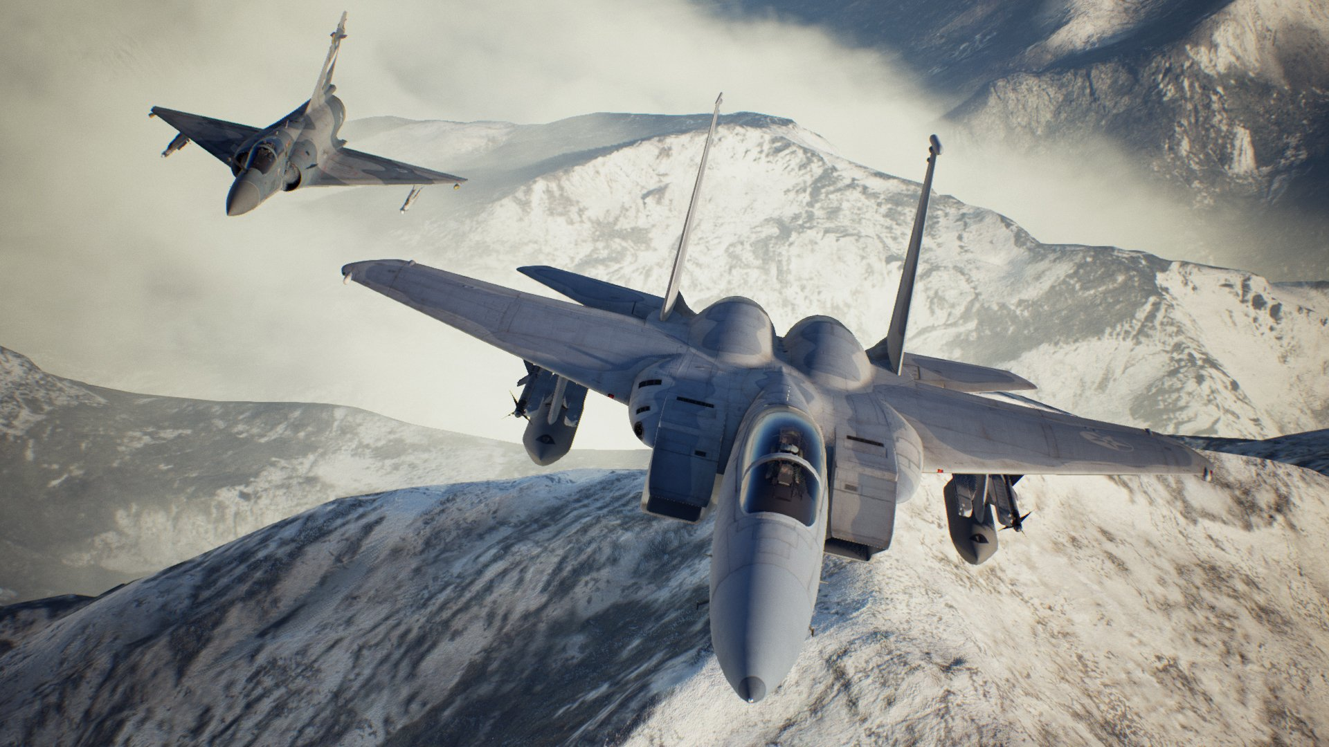 Ace Combat 7: Skies Unknown review - Mighty wings   Shacknews