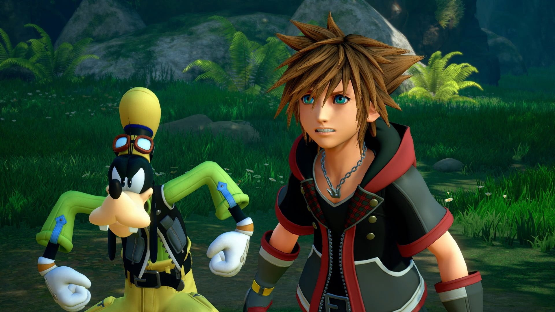 Does Kingdom Hearts 3 have Final Fantasy characters? | Shacknews