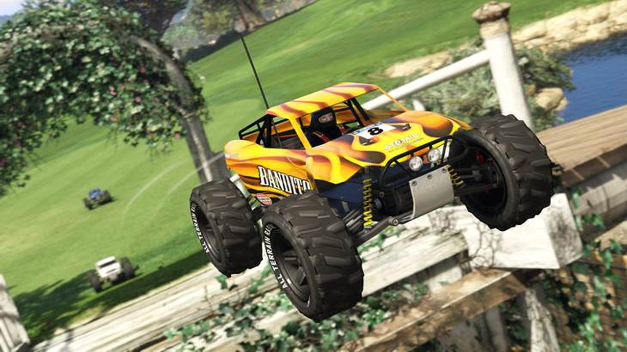 GTA Online update adds Bandito RC car and eight new races