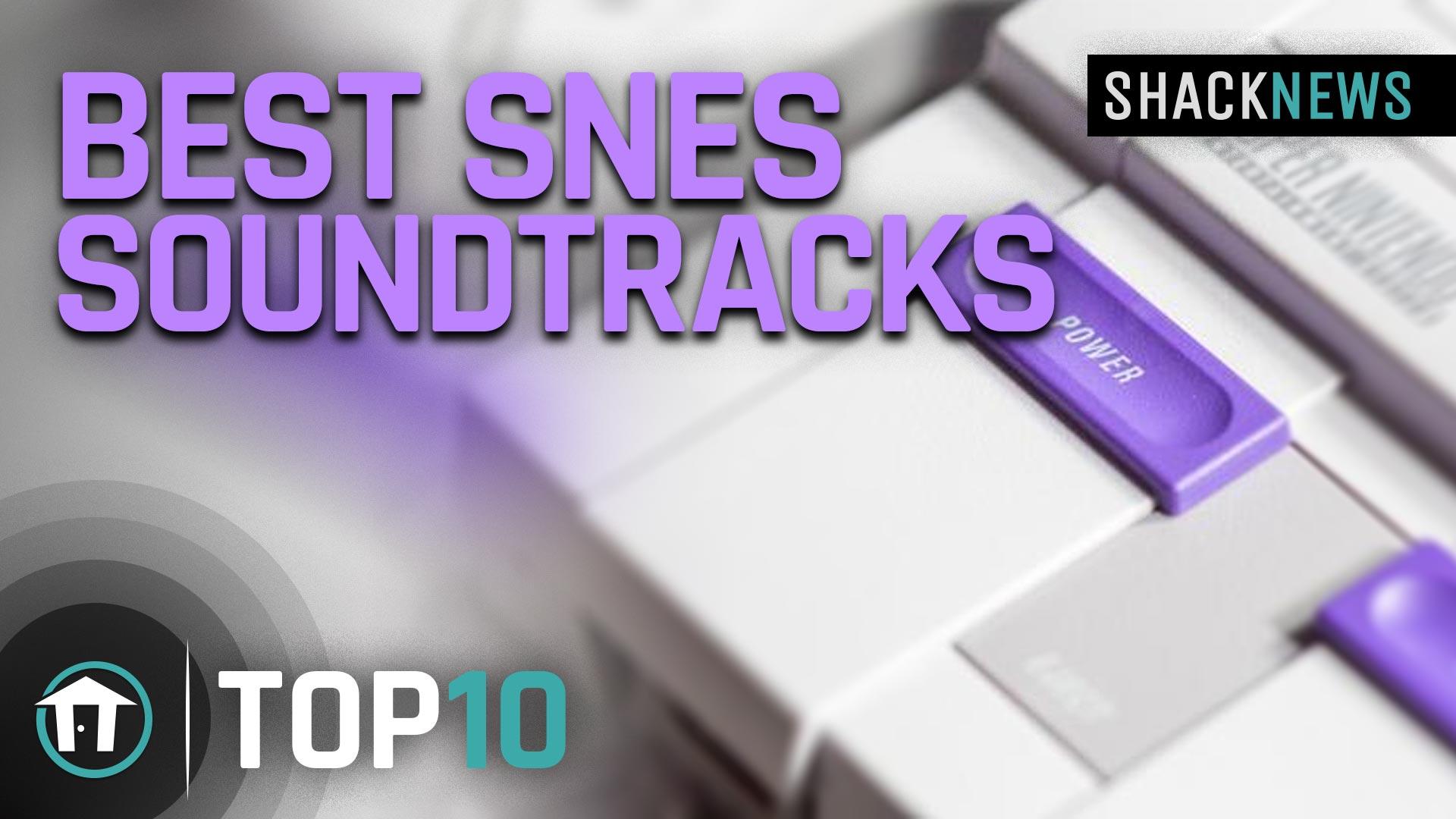 Top 10 SNES video game soundtracks | Shacknews