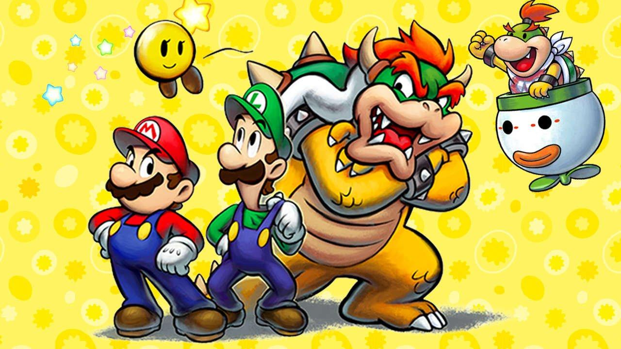 Mario & Luigi: Bowser's Inside Story + Bowser Jr 's Journey
