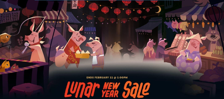 Best deals from the 2019 Lunar New Year Steam Sale | Shacknews