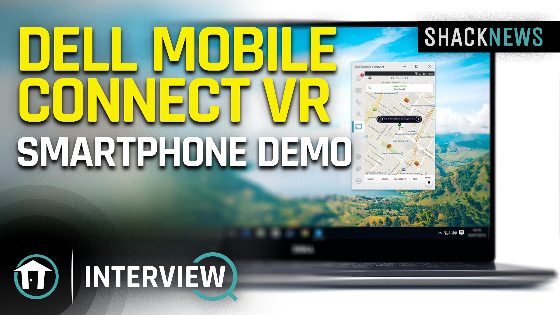 Dell Mobile Connect brings smartphones into the VR world