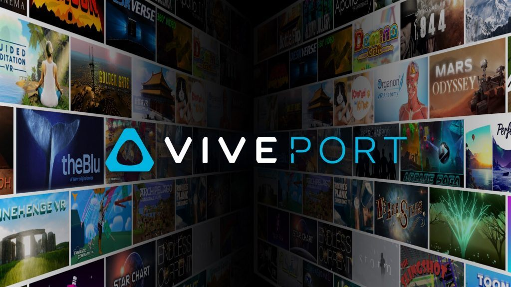 HTC Viveport subs can now play over 600 VR experiences   Shacknews