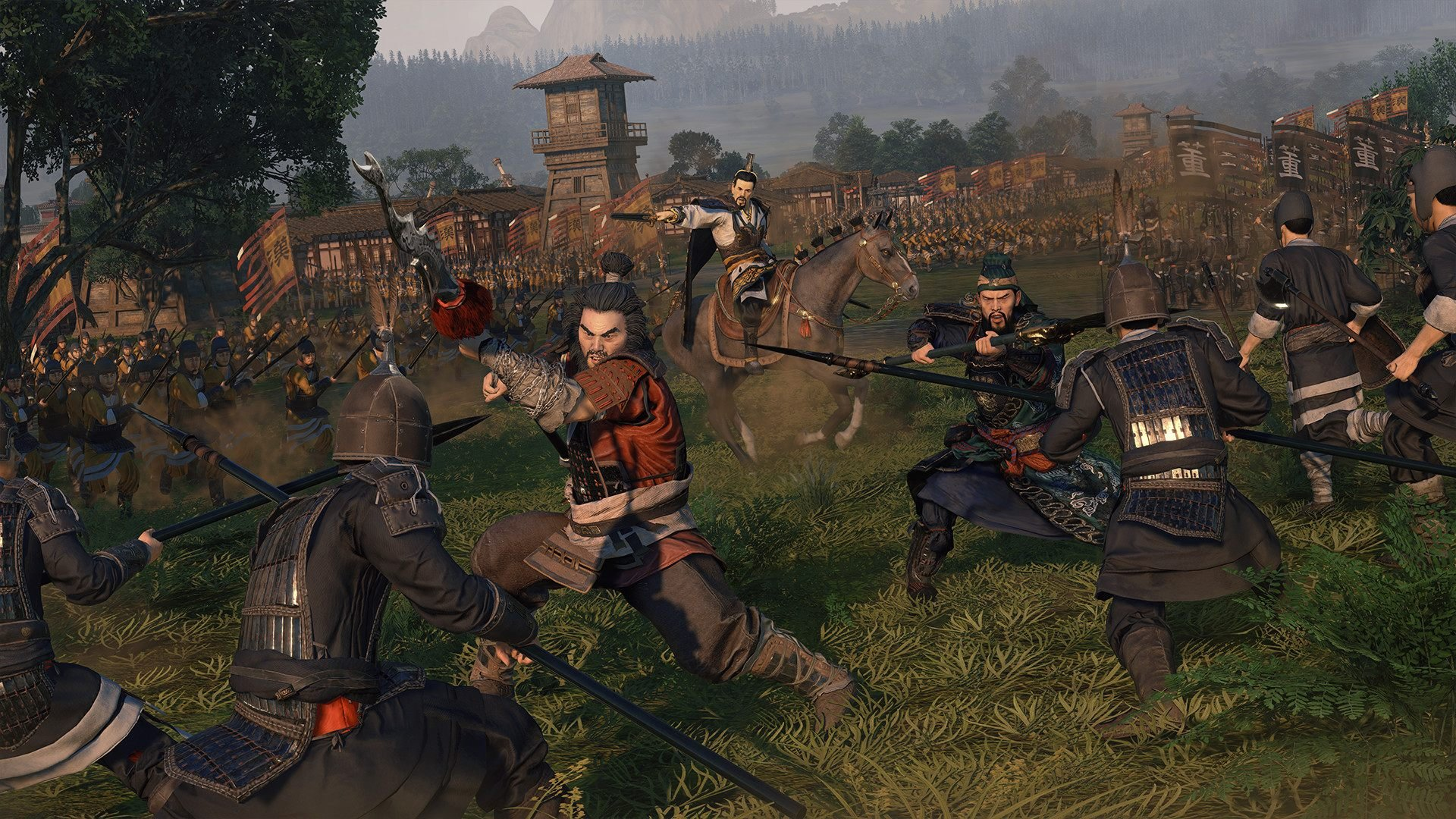 Total War Three Kingdoms Story Campaign Dev Interview Shacknews
