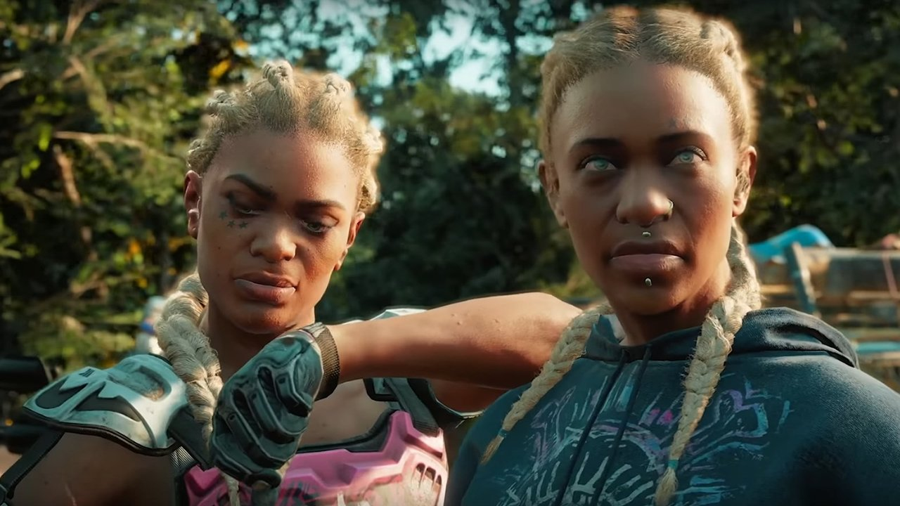 Voice Actors And Cast In Far Cry New Dawn Shacknews
