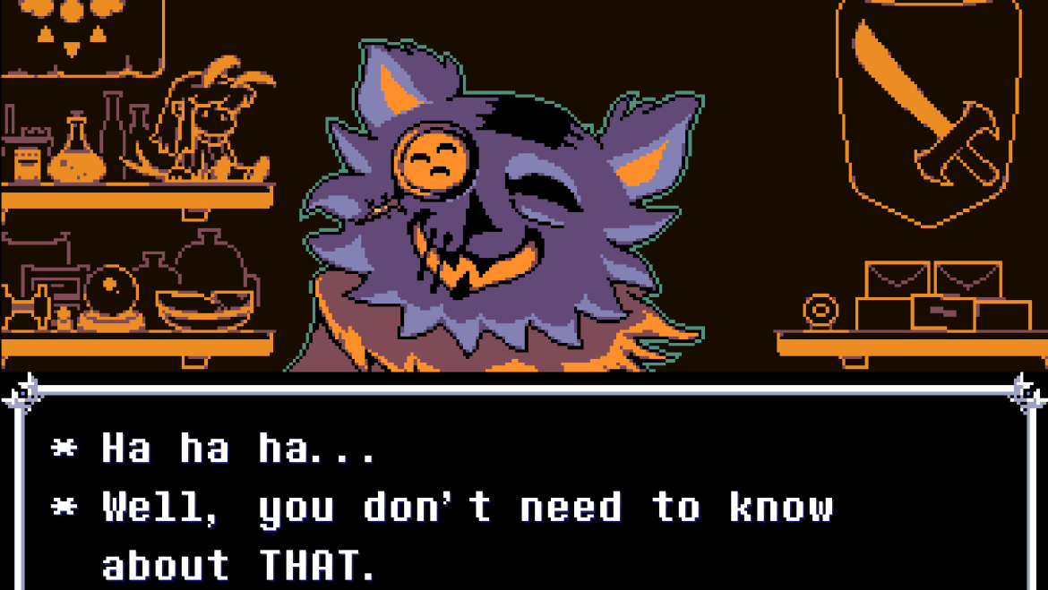 Deltarune: Chapter 1 comes to Switch for free later this