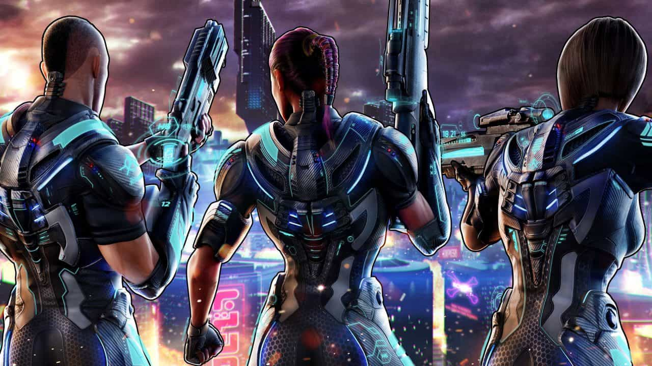 crackdown 3 multiplayer campaign