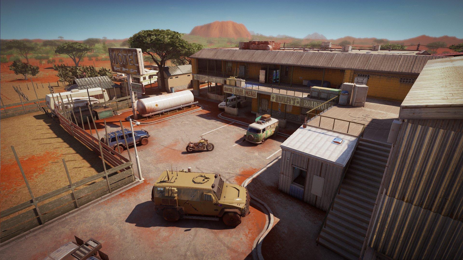 Rainbow Six Siege: Hands-on with Operation Burnt Horizon