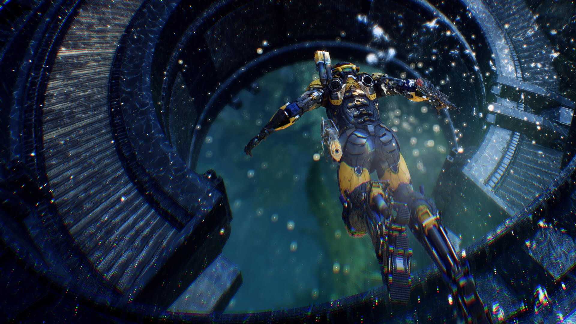 How To Earn Experience And Level Up Quickly In Anthem Shacknews