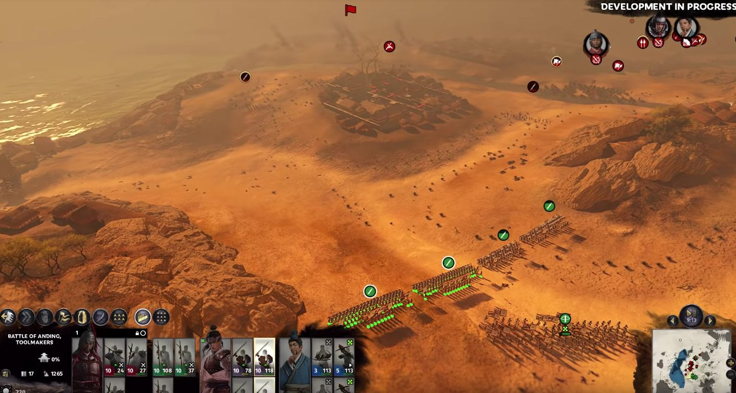 Total War: Three Kingdoms debuts new Records Mode Gameplay