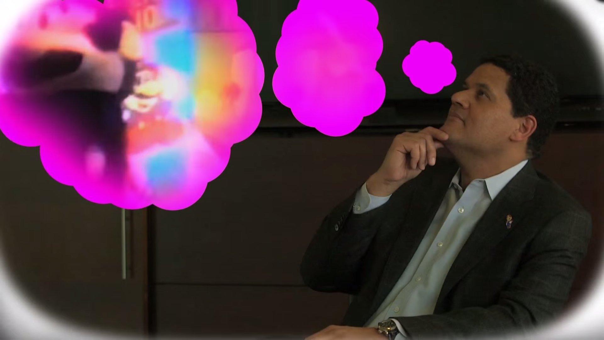 A Short List Of Reggie Fils Aimes Best Moments At Nintendo Shacknews