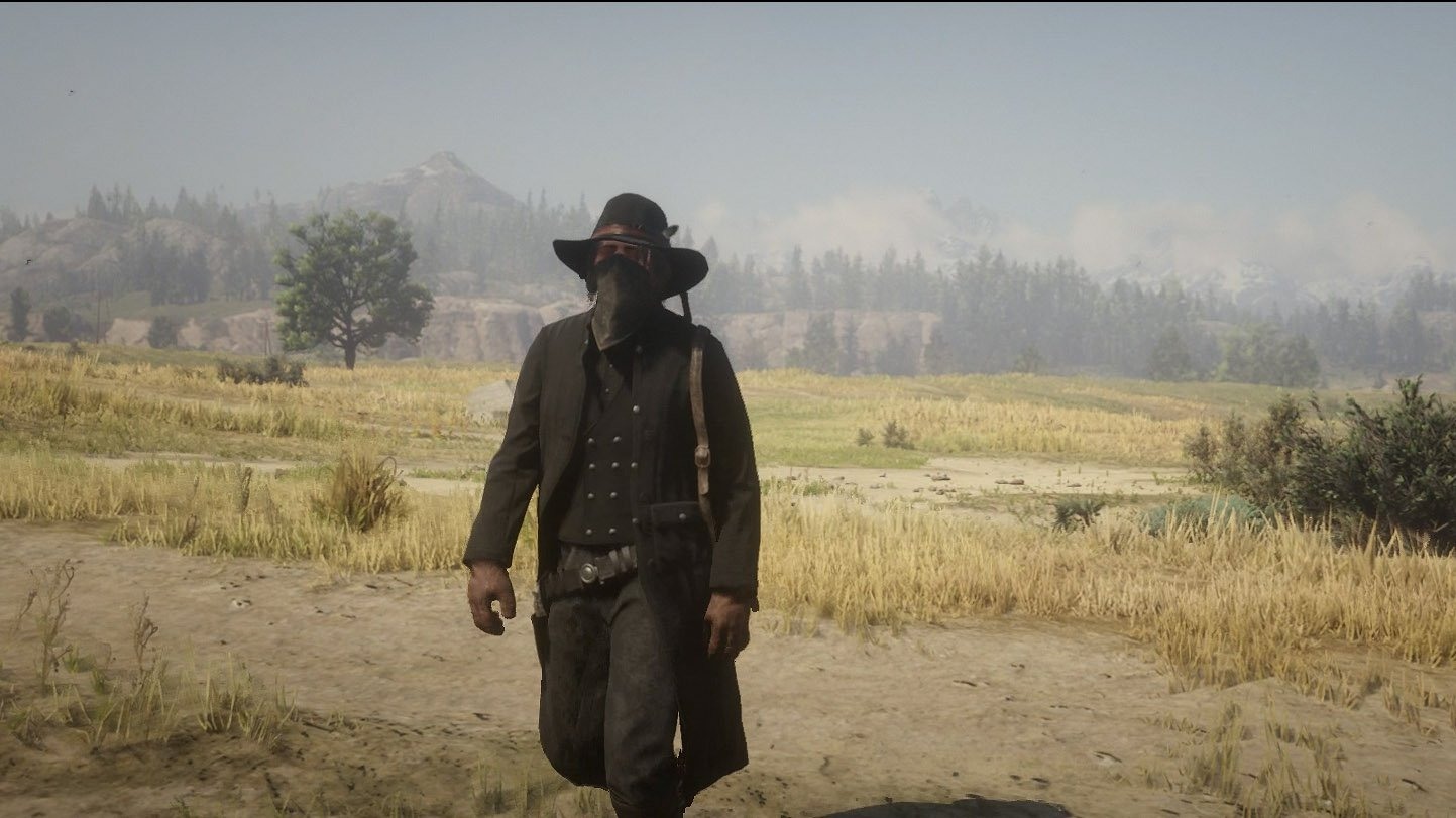 How to buy and wear a mask in Red Dead Online | Shacknews