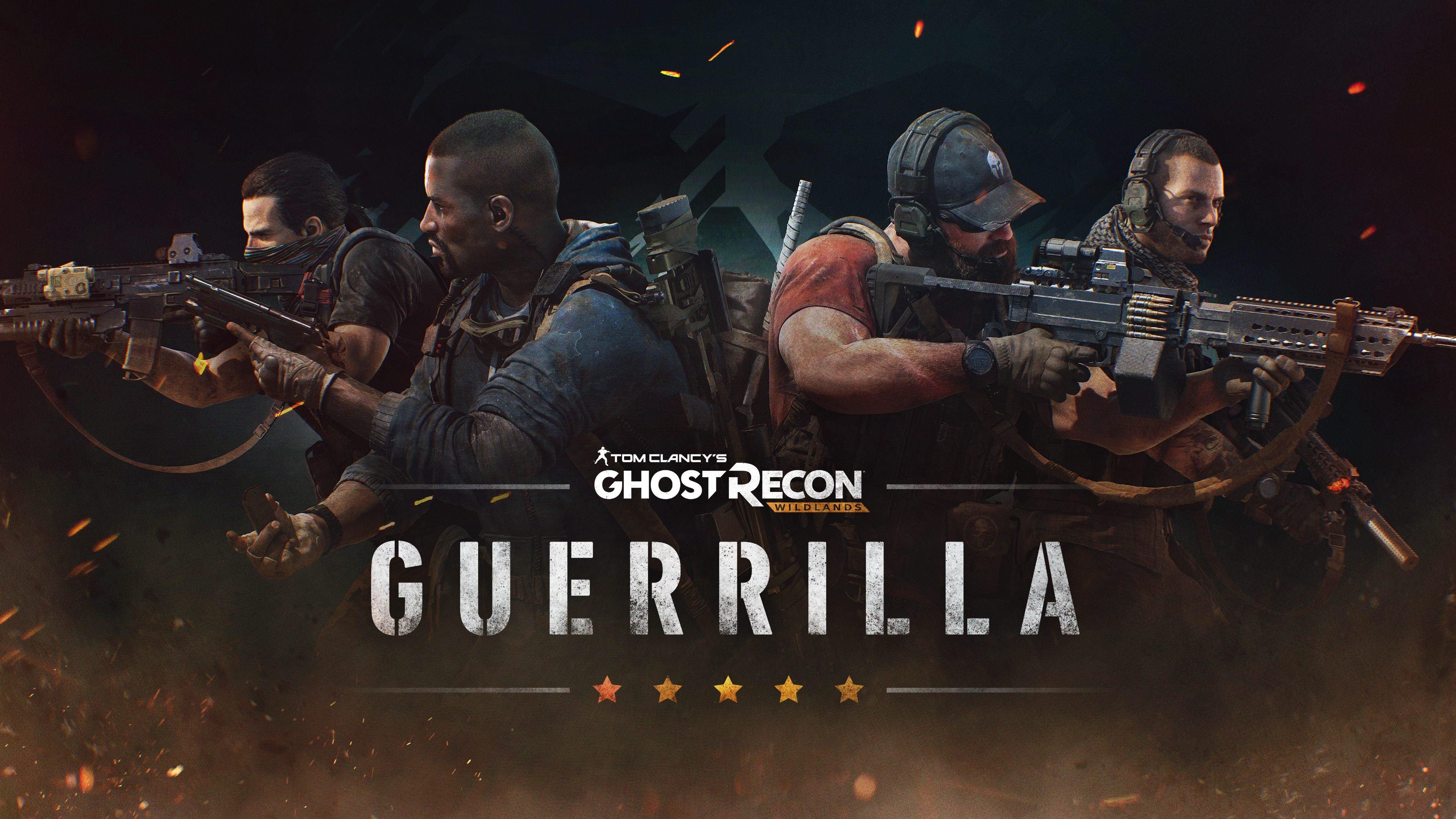 Ghost Recon Wildlands gets Guerrilla PvE mode in free update