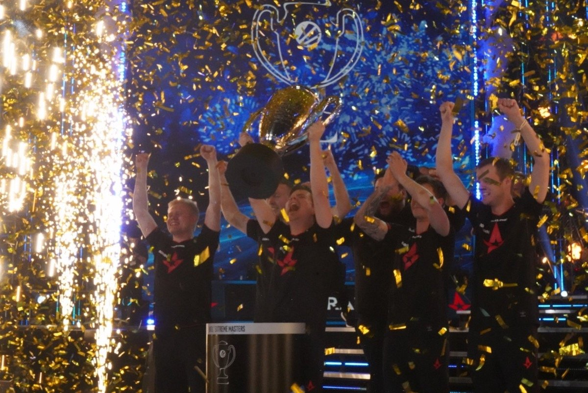Image result for astralis win katowice major