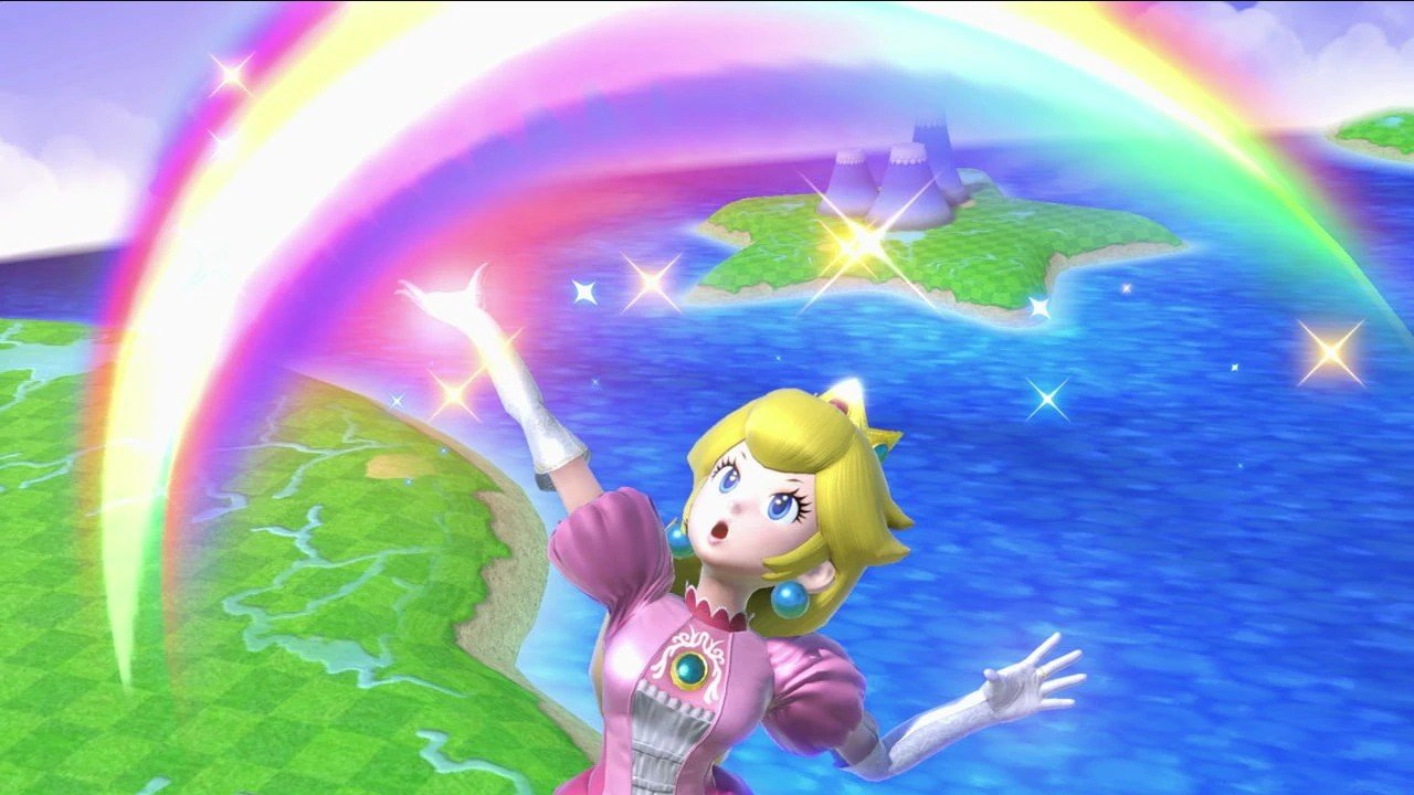 Super Smash Bros  Ultimate Character Profiles: Peach | Shacknews