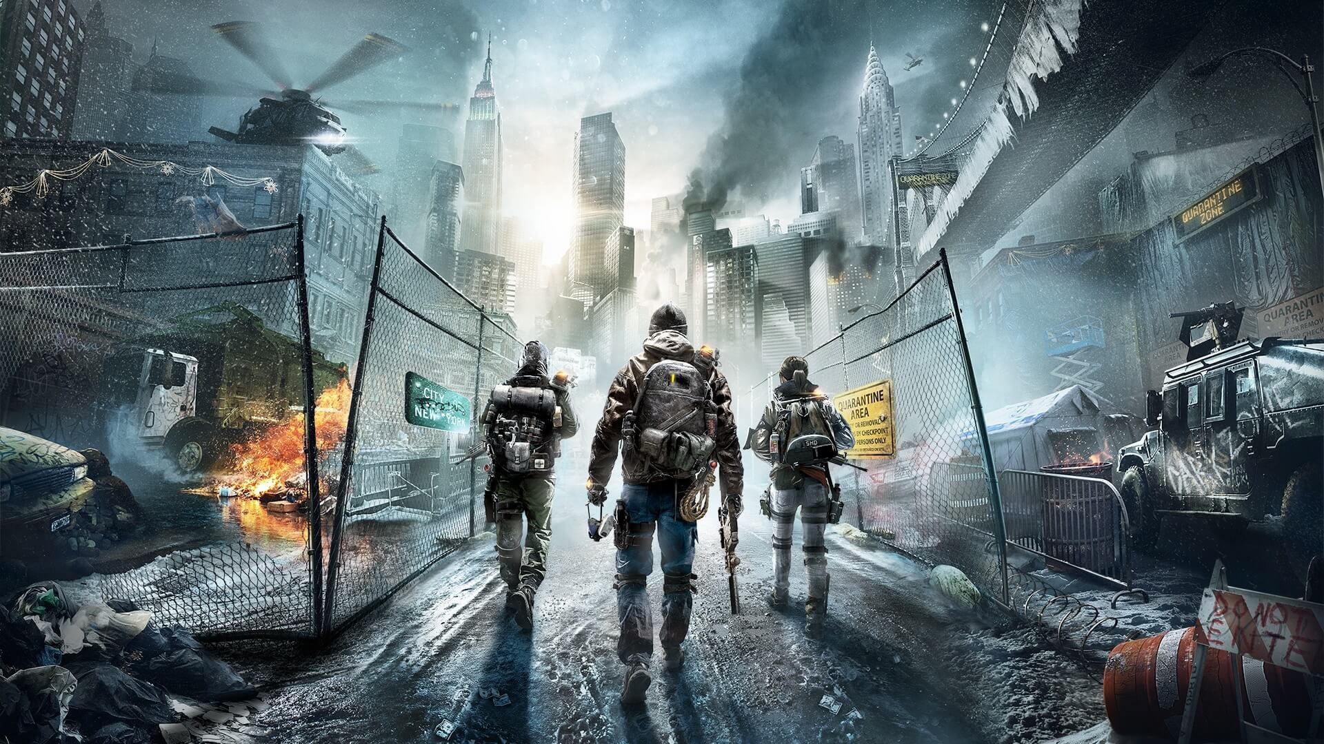 The Division 2 Gameplay Footage And Videos Shacknews