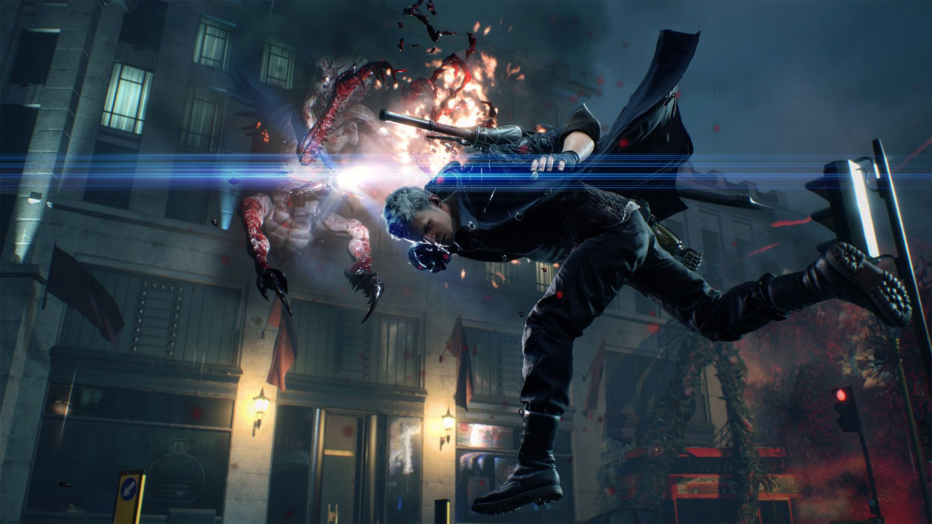 Stylish Points And Style Ranks In Devil May Cry 5 Shacknews