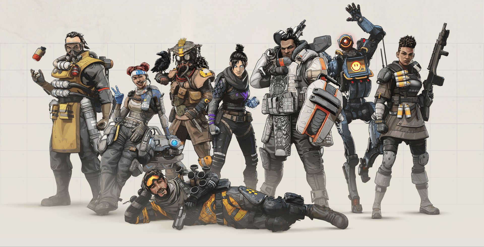Datamine Reveals Wattson Other New Apex Legends Characters