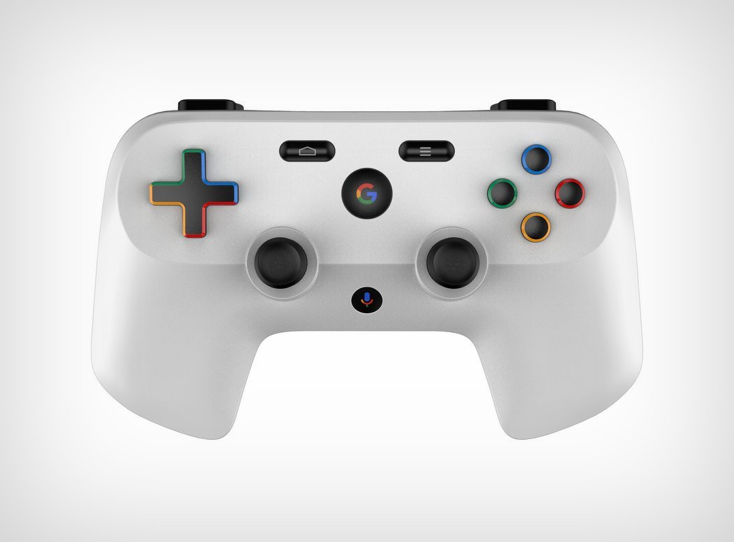 Google gaming console controller images leak before GDC