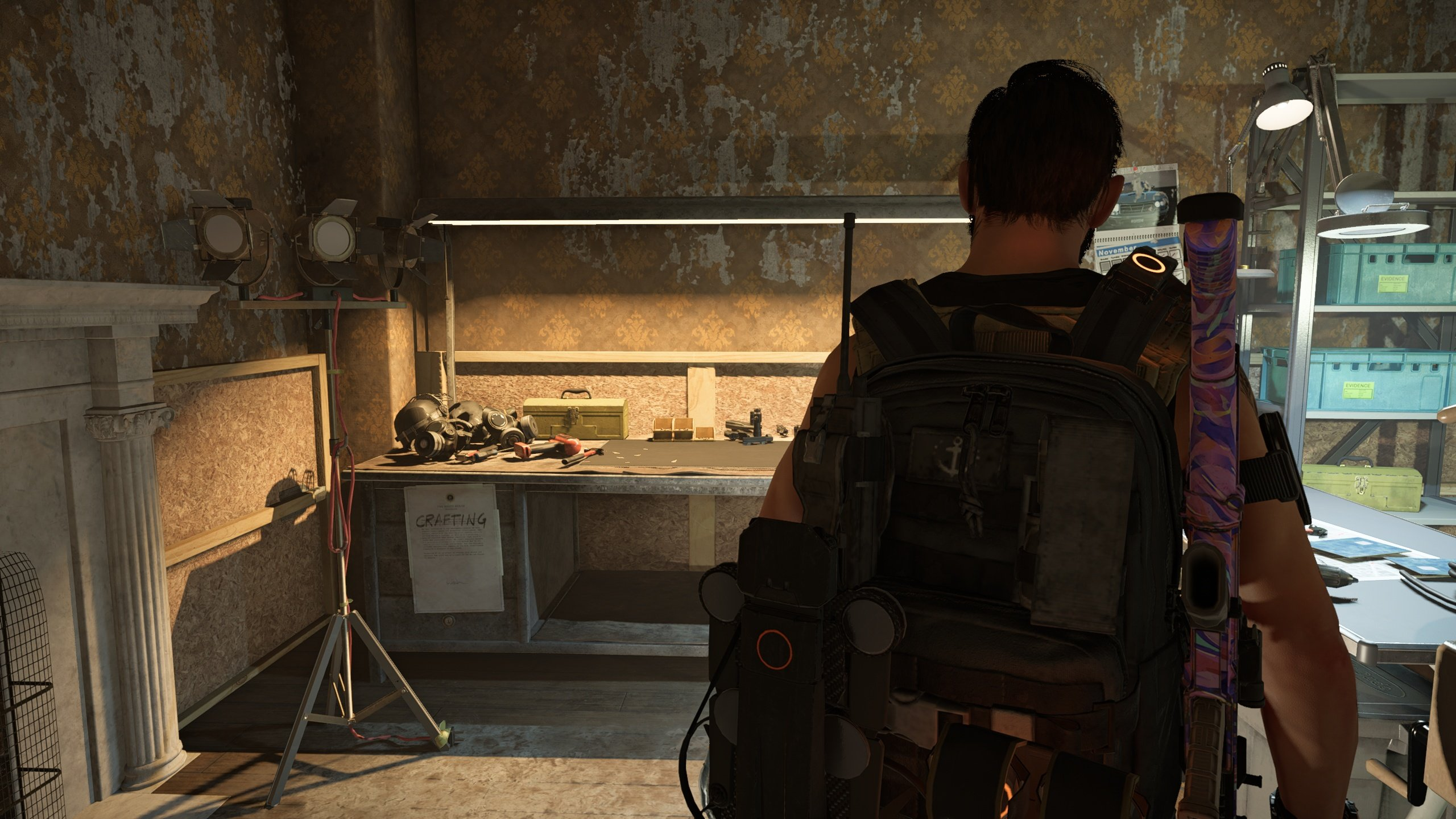 How to craft new items and gear in The Division 2 | Shacknews