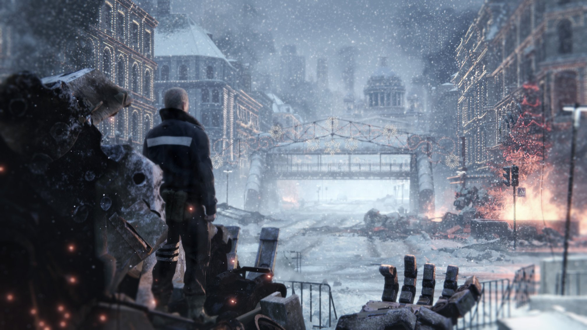 Left Alive Review Left For Dead Shacknews
