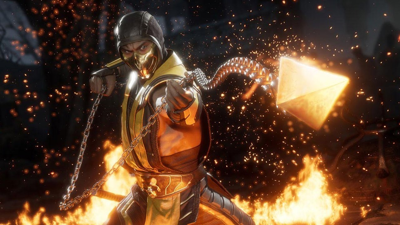 Mortal Kombat 11 Old Skool vs. New Skool trailer