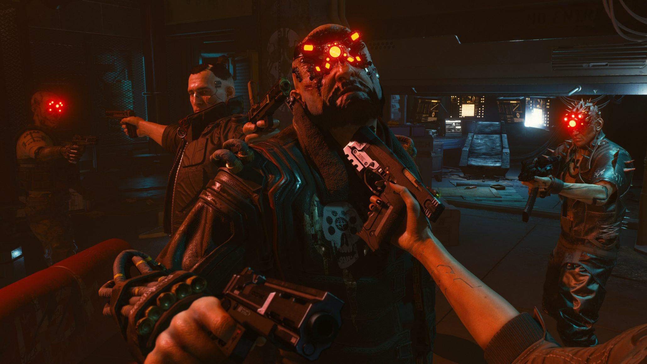 Cyberpunk 2077 — release date, pre-orders, new trailer ...