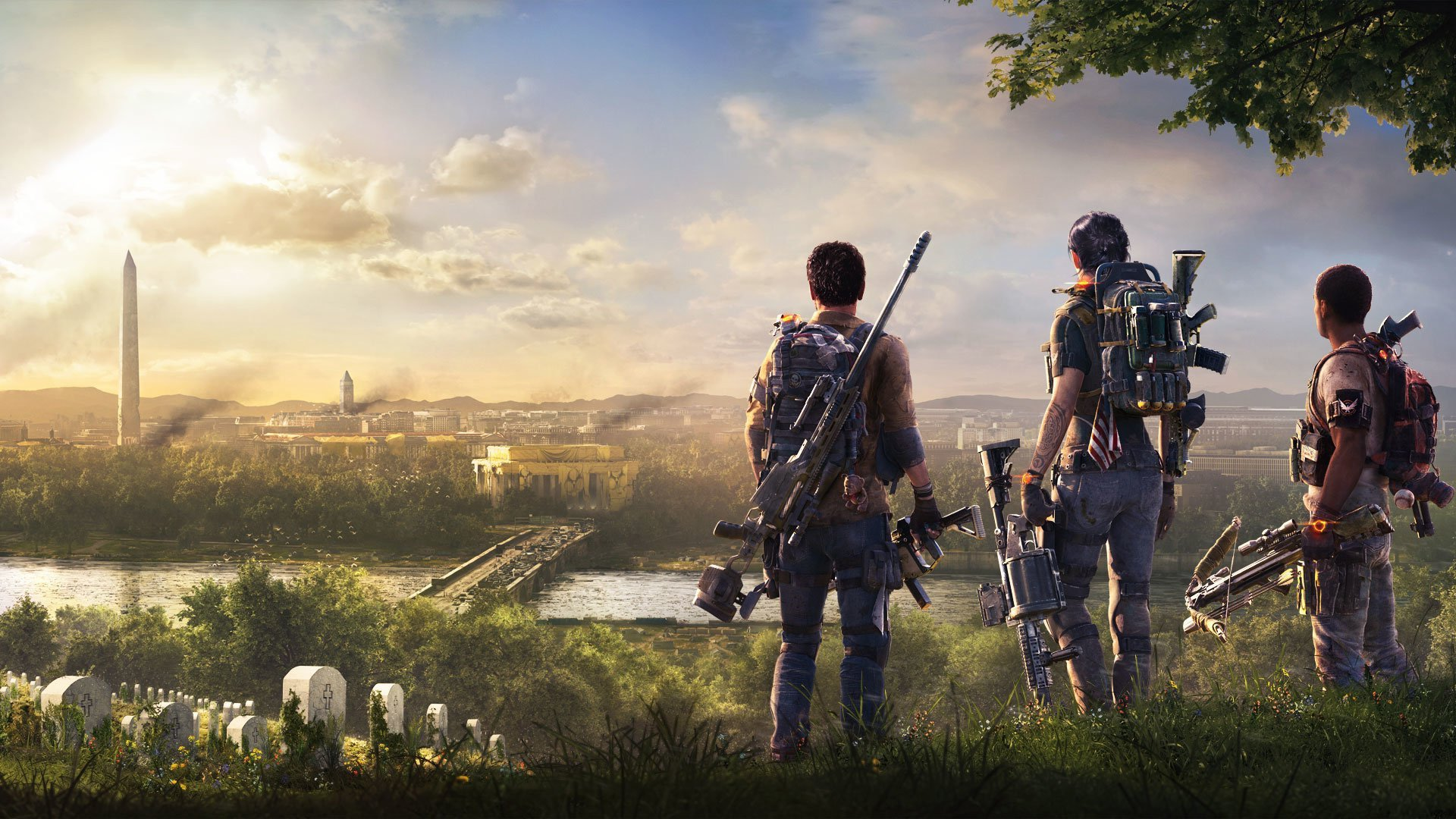 Is The Division 2 an online only game? | Shacknews