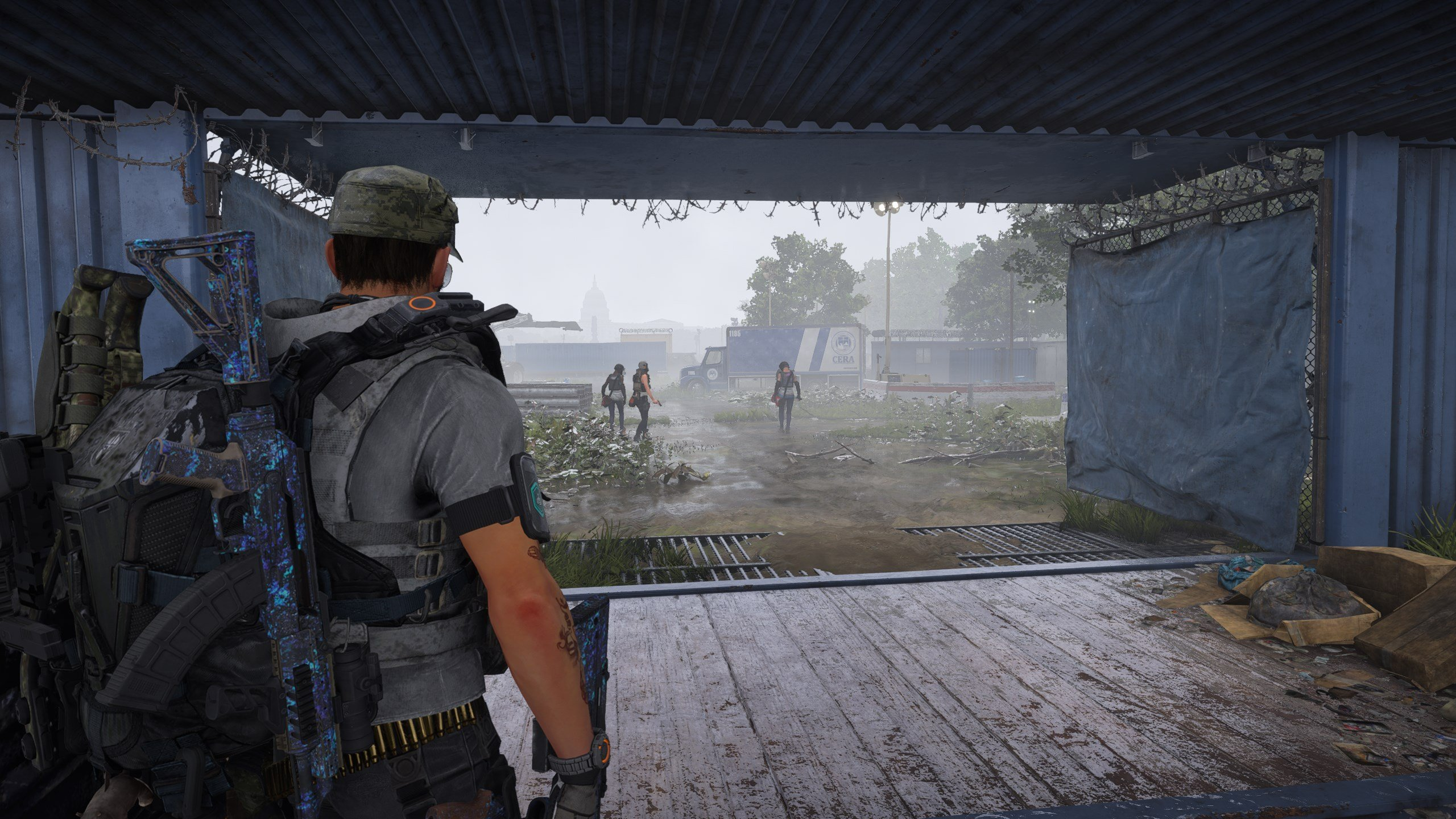 The Division 2 review: Learning from their mistakes | Shacknews