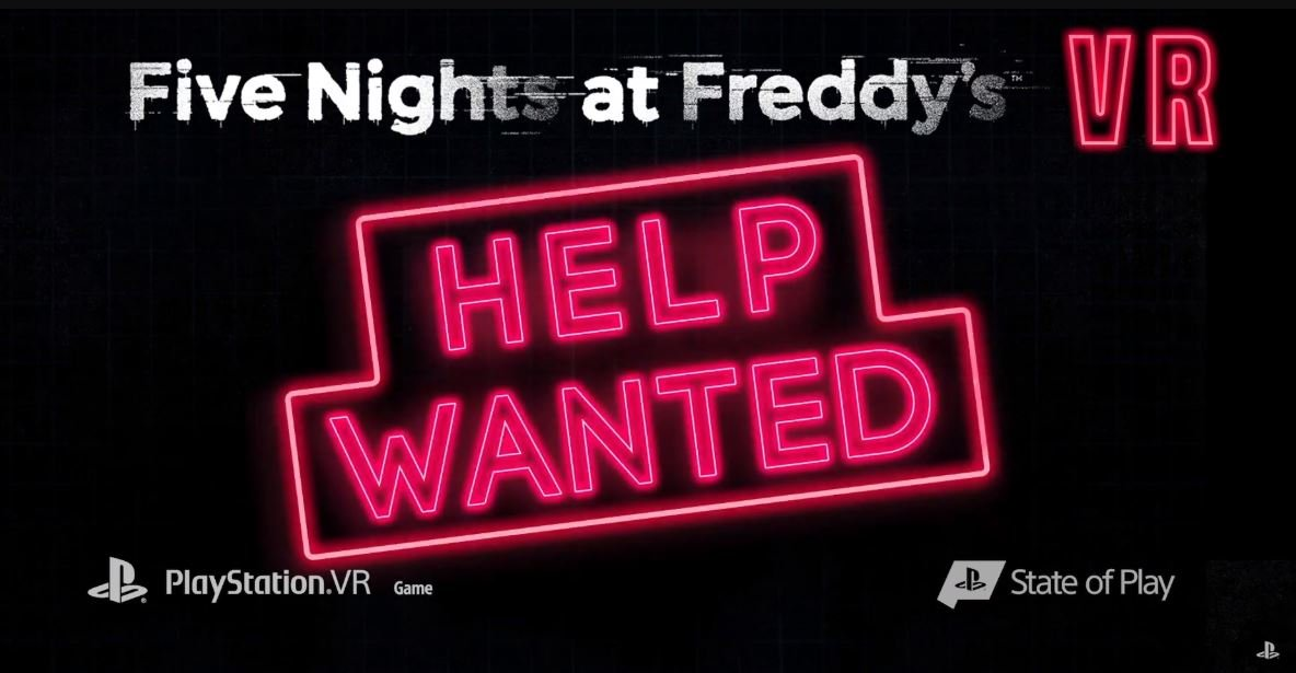 Five Nights at Freddy's VR creeps onto PSVR | Shacknews