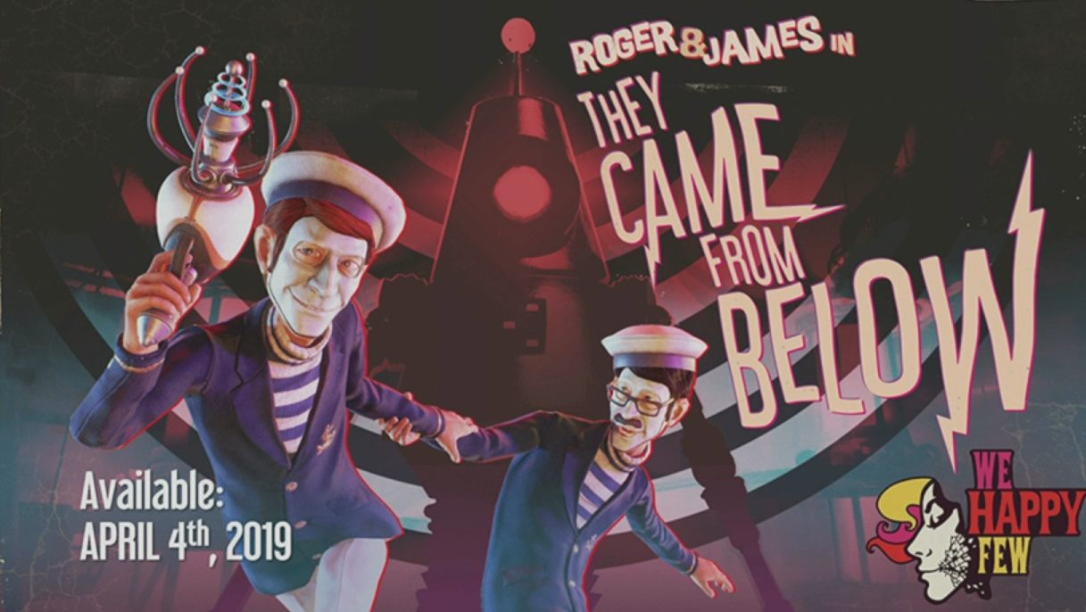 We Happy Few gets They Came From Below DLC in April | Shacknews