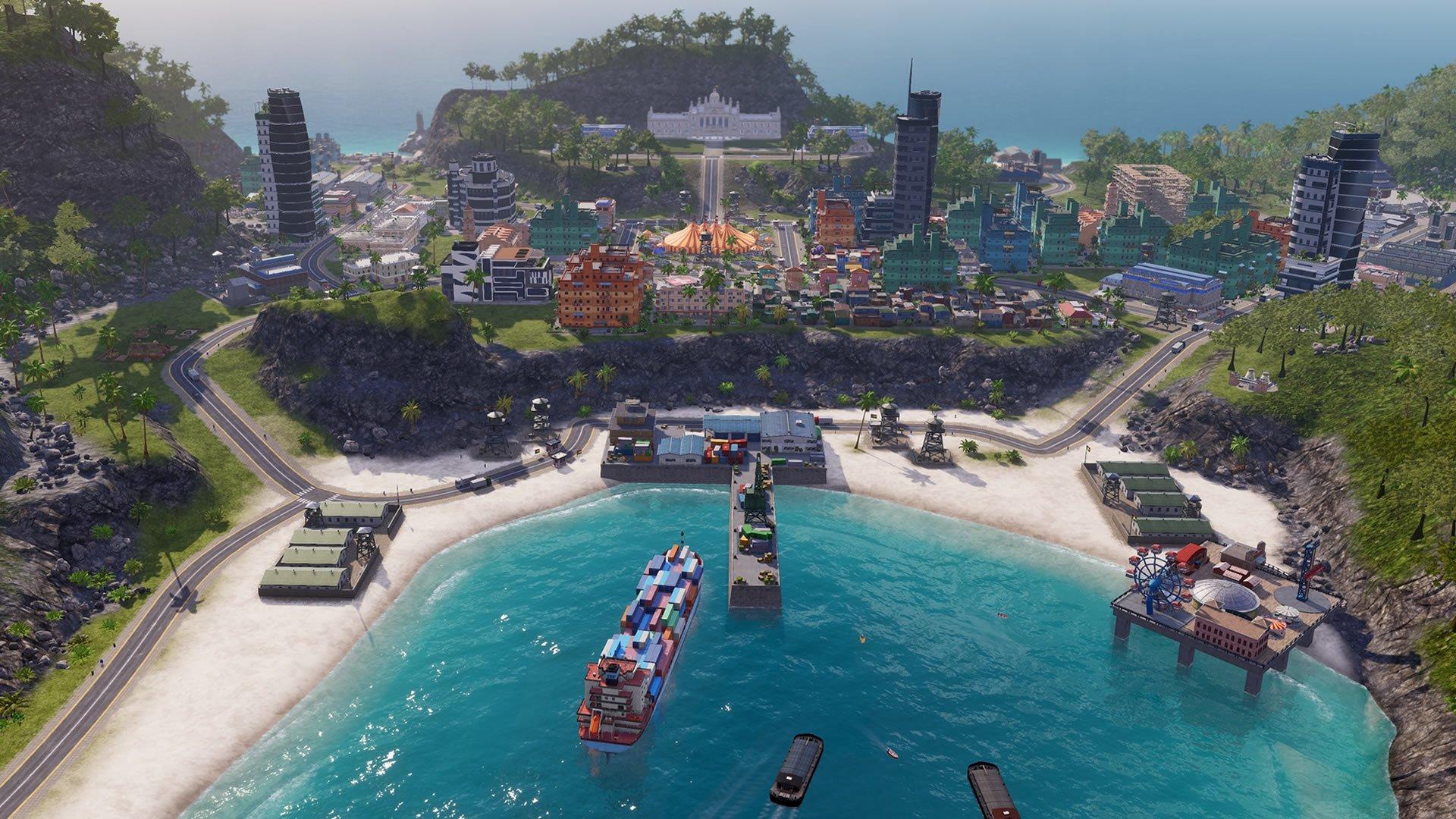 Tropico 6 review: Supreme Leadership | Shacknews