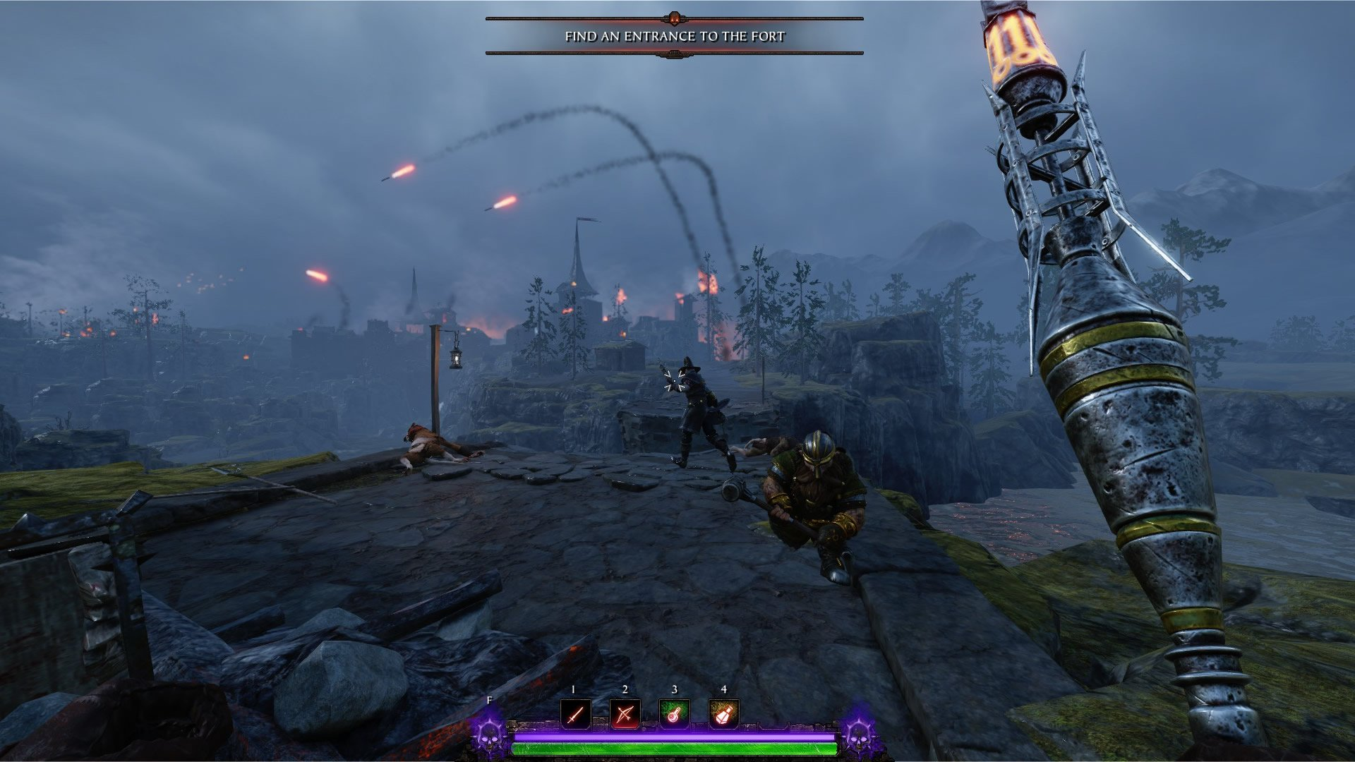 Warhammer: Vermintide 2 physical versions release this June | Shacknews