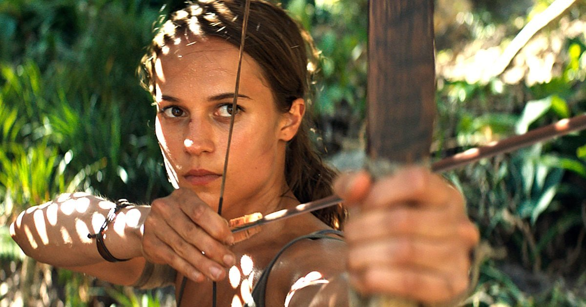 Tomb Raider movie is getting a sequel with a new writer