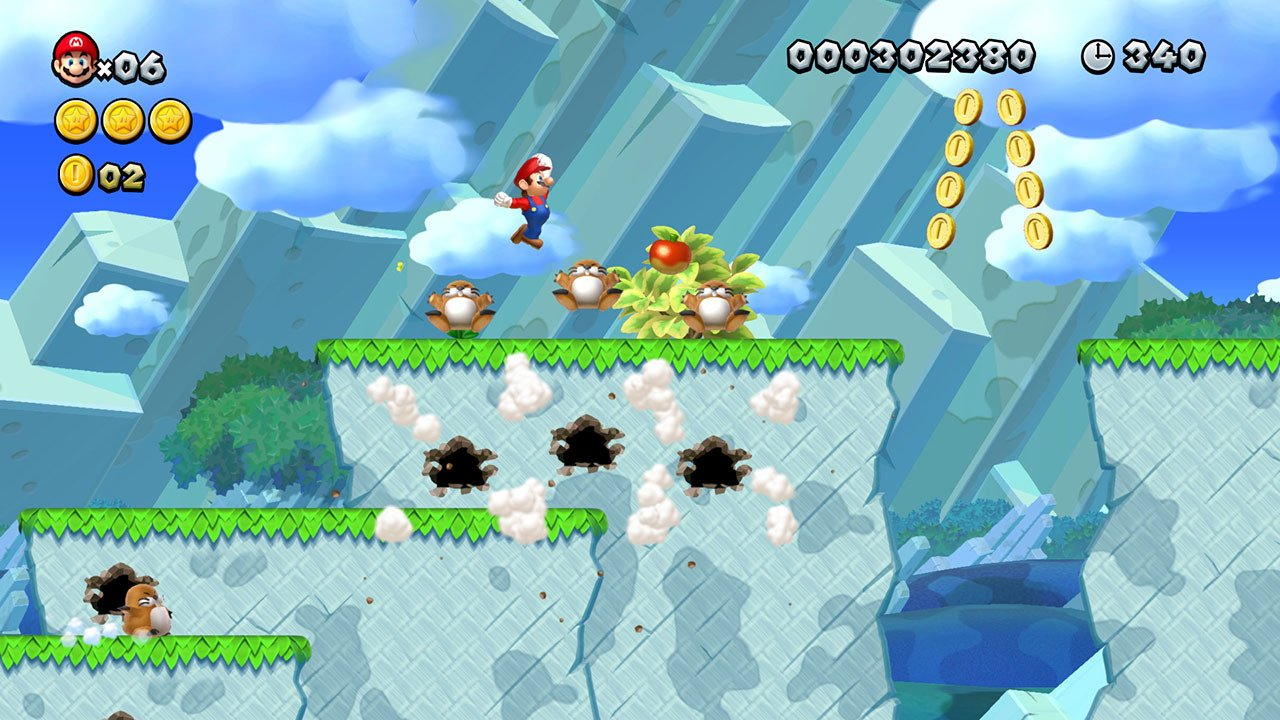 Tencent approved for Switch Mario U distribution in China